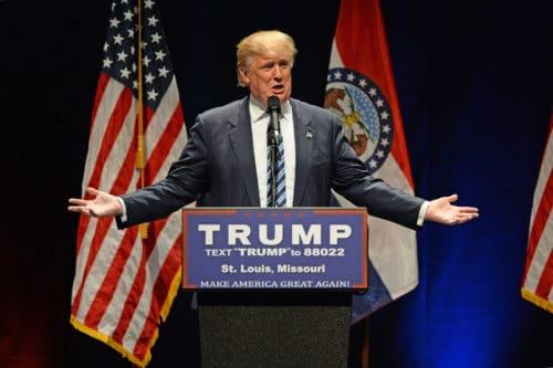 Famosos reaccionan a favor y en contra del triunfo de Donald Trump