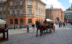 WorldQuest Travel Club lleva a sus socios a una gira por Varsovia