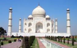Maravillas del Mundo: El Taj Mahal
