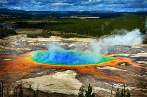 Parque Nacional Yellowstone: Motivos para visitarlo