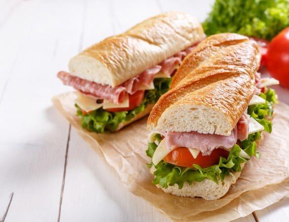 Healthy Sandwich. Como Hacer un Sandwich Saludable en Menos de 5 Minutos