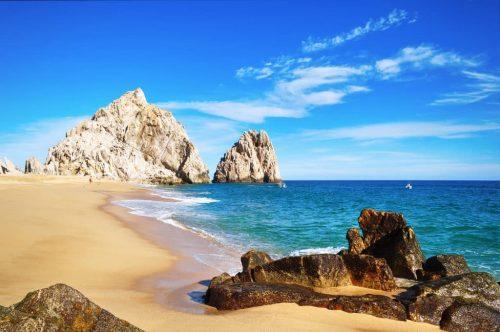 Los Cabos Razones para Visitarlo y Practicar La Pesca Deportiva 01. Playa en Los Cabos