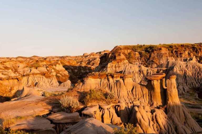 patrimonio de la unesco de norteamerica, parque provincial de los dinosauriosparque provincial de los dinosaurios