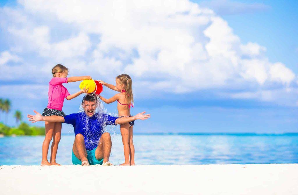 beneficios de tomar vacaciones, beneficios de las vacaciones para los niños, por que son importantes las vacaciones