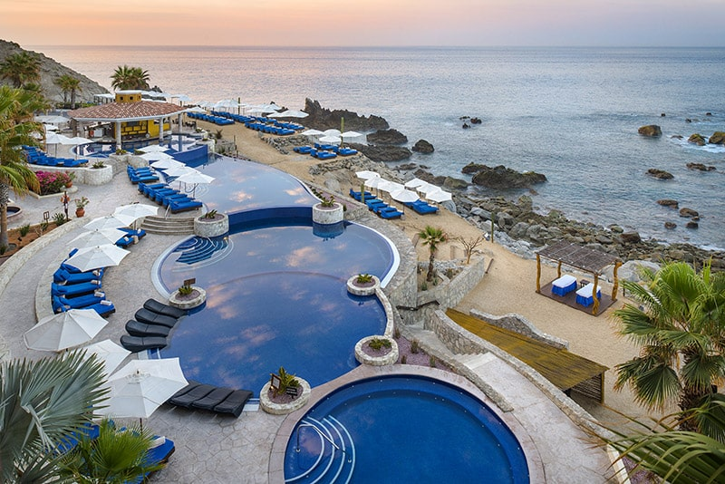 Vacaciones Todo Incluido y Sin Complicaciones en Los Cabos México