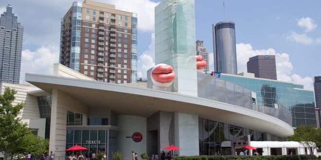 museo de coca cola, museo de la coca-cola atlanta, coca-cola atlanta georgia, planta de coca-cola en atlanta, acuario de georgia, atlanta georgia, atlanta georgia atracciones, parques en atlanta, lugares para visitar en georgia