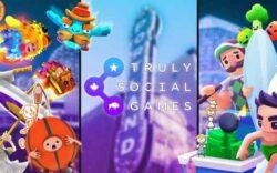 leaf mobile, leaf mobile games, truly social games, truly social games portland, planet gold rush, cooper dubois
