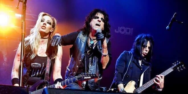 hired gun: out of the shadows, into the spotlight, hired gun documental, nita strauss, nita strauss alice cooper, nita strauss guitarrista